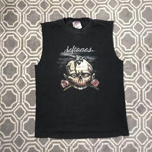 Deftones Concert T Shirt Size Small